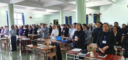 Hội Nghị Thường Niên Liên Hiệp Bề Trên Thượng Cấp Việt Nam Năm 2019