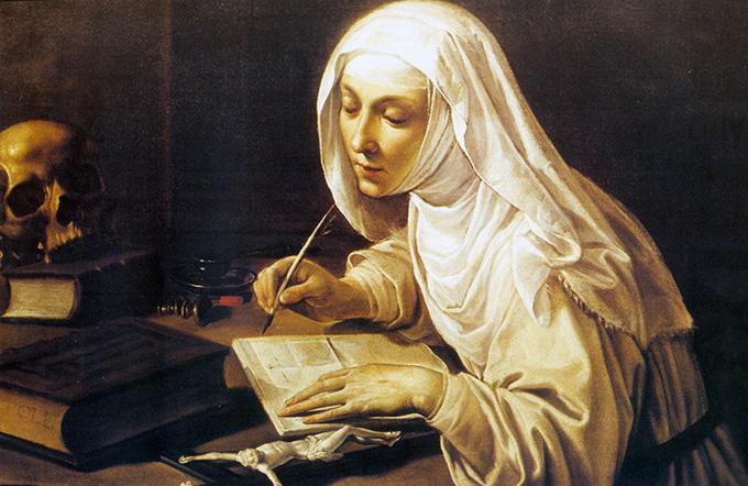 Thư của Thánh Nữ Catarina gửi Đức Thánh Cha Gregorio Xi, tại Avignon