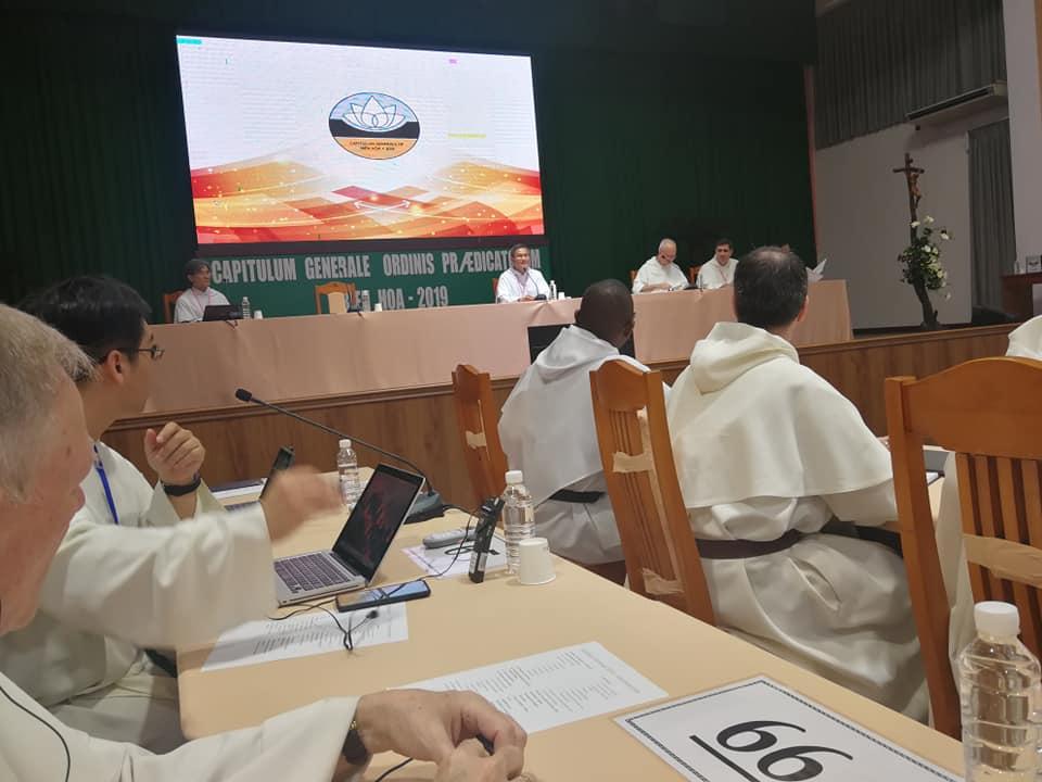 Chương trình Tổng Hội Biên Hòa - Dòng Đa Minh với Tuần thứ hai