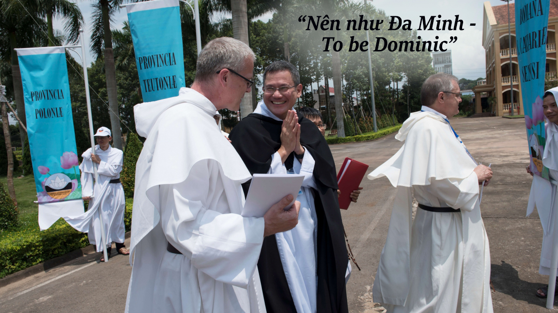 NÊN NHƯ ĐA MINH - TO BE DOMINIC - Bài phỏng vấn Cha Tân Bề Trên Tổng Quyền Gerard TIMONER, O.P.
