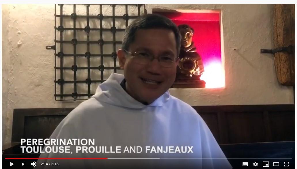 Bài chia sẻ của Cha Tổng Quyền Gerard Timoner trong một cuộc phỏng vấn tại Fanjeaux, Pháp – 6/10/2019.