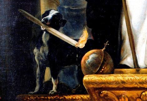 """""""Huyền thoại"""" về """"Domini Canis """" – CON CHÓ của CHÚA, - Chuyển dịch: Nt. Teresa Ngọc Lễ, O.P."""