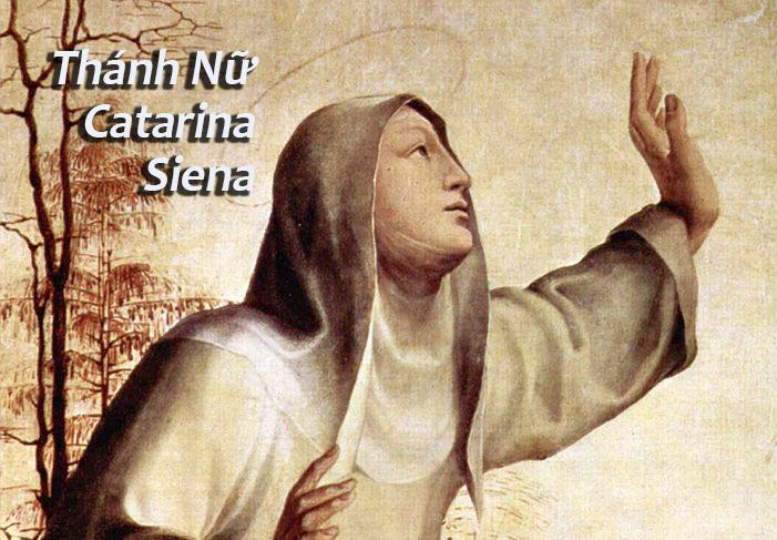 Thánh Catarina Siena: Vị Thánh làm nên sự biến đổi và tái sinh