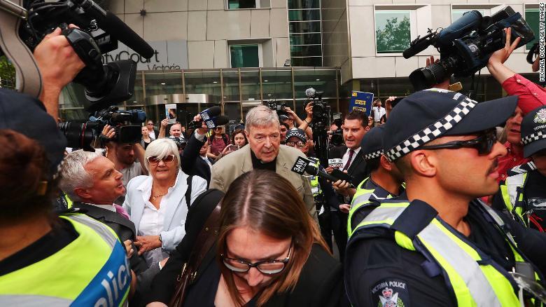 Úc: Đức Hồng Y George Pell được trả tự do khi Tòa án Tối cao lật lại việc kết án lạm dụng tình dục