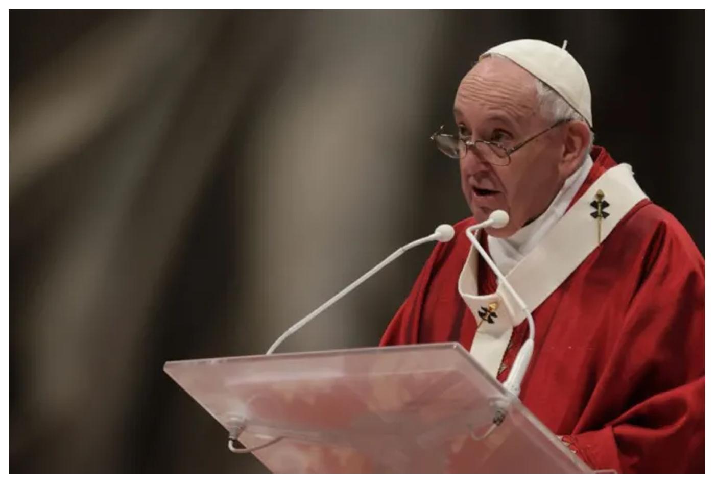 Bài giảng của Đức Thánh Cha Phanxicô trong Thánh Lễ Chúa Thánh Thần Hiện Xuống.