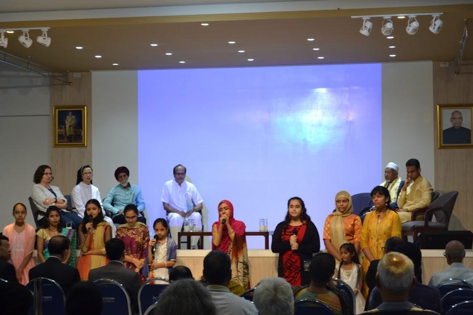 Hội Nghị `` Sức Mạnh Đức Tin`` của Tổ chức Liên Tôn Quốc Tế Sathya- Thái Lan- Tổ chức
