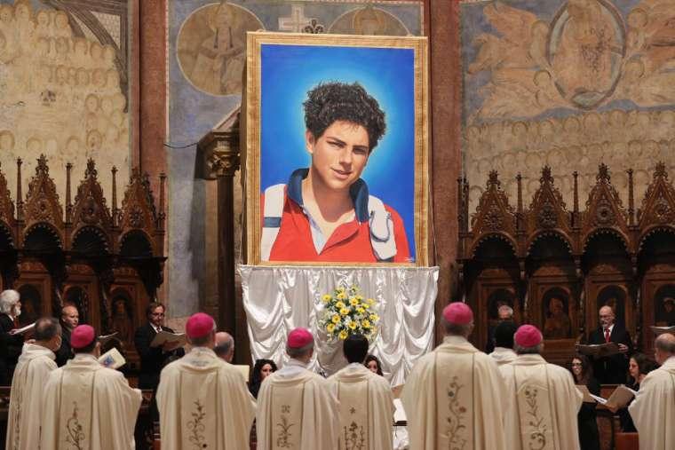 Thánh Lễ phong Chân Phước cho người đầu tiên của thế hệ Milliennias: Carlo Acutis- Dịch Nt. Teresa Ngọc Lễ