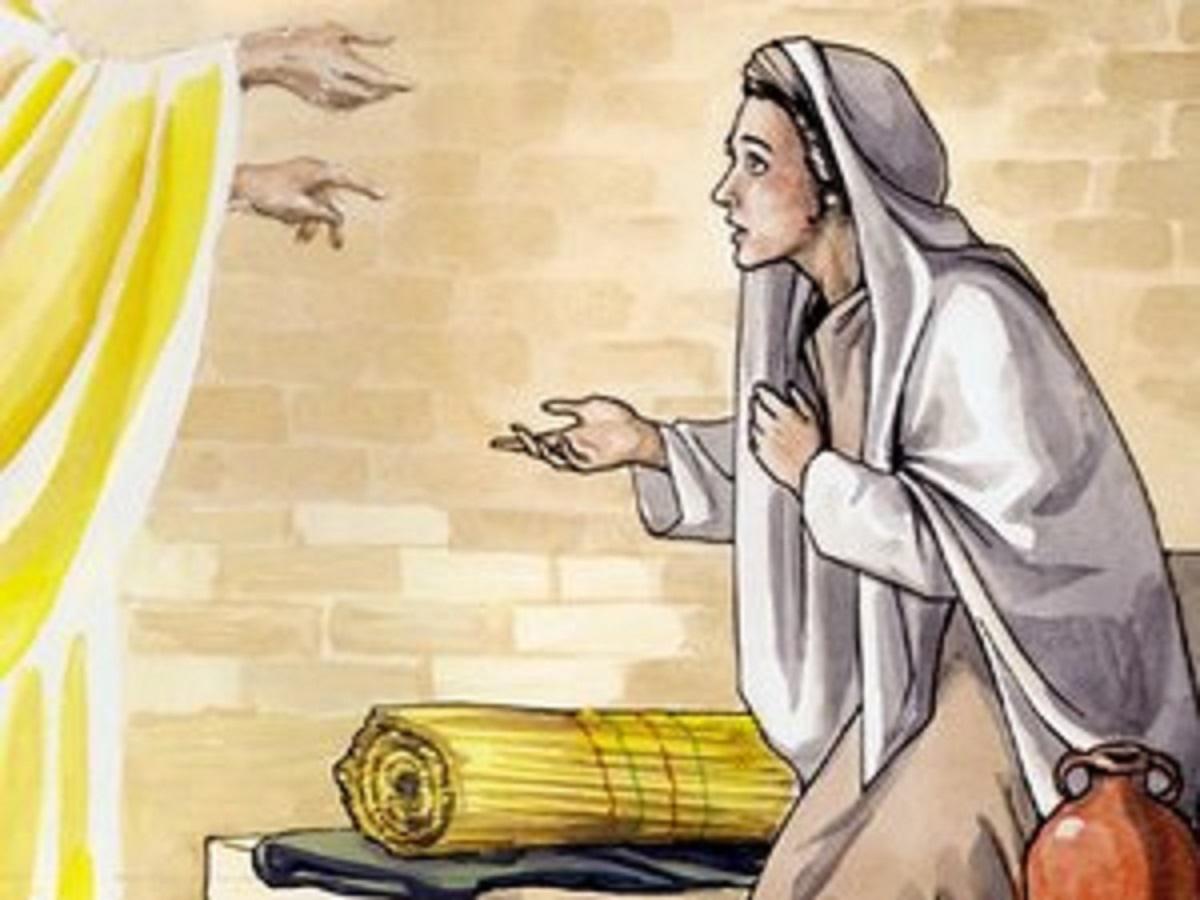 Đức Giáo Hoàng: Đức Maria nhắc nhớ chúng ta Thiên Chúa gọi mời chúng ta đi tới vinh quang qua sự khiêm nhường.