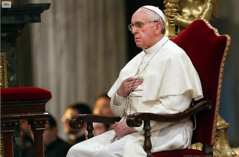 Lễ Lập Tông Tòa Thánh Phêrô: Cầu nguyện cho Đức Thánh Cha Phanxicô