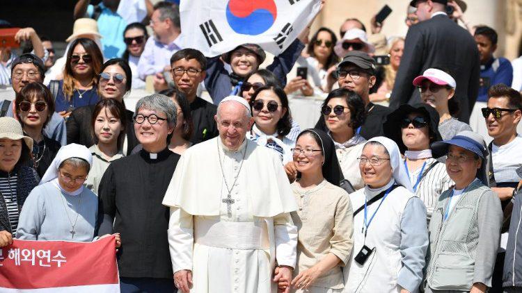 Số người Công Giáo tại Hàn Quốc tăng 50% trong vòng 20 năm qua