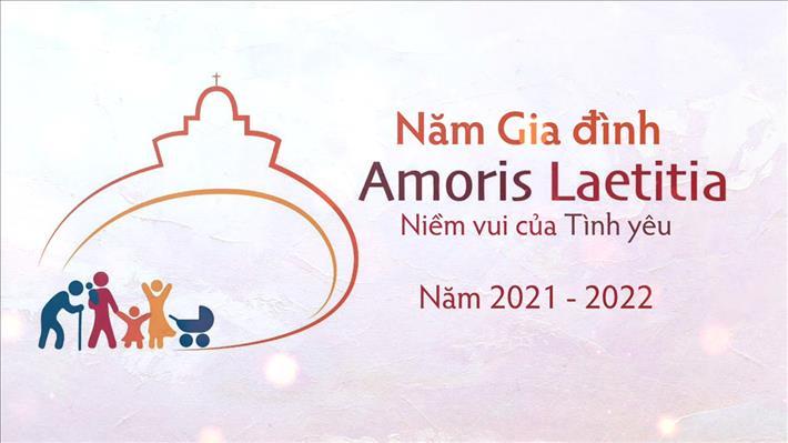 """Giáo Hội """"hân hoan vui mừng"""" với Năm Gia đình Amoris Laetitia"""