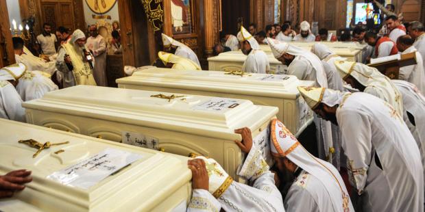 Giám mục, linh mục và hơn 40 Ki tô hữu bị giết chết tại nhà thờ và trại tị nạn ở Cộng hòa Trung Phi.