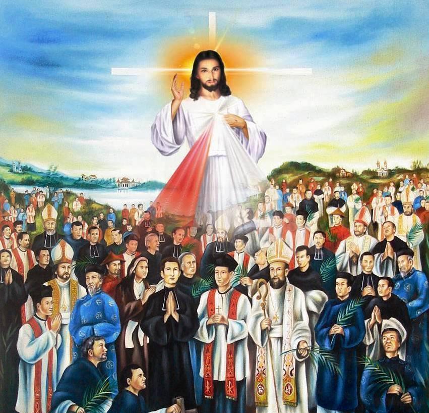 HĐGMVN: Thư Công Bố Năm Thánh Tôn Vinh các Thánh Tử Đạo Việt Nam