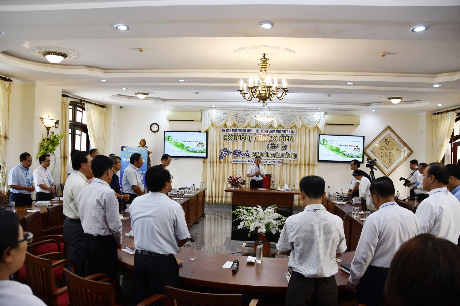 Hội nghị Thường Niên lần thứ XI của Ủy Ban Mục vụ Gia đình- Ngày kết thúc- Tóm tắt Tổng kết