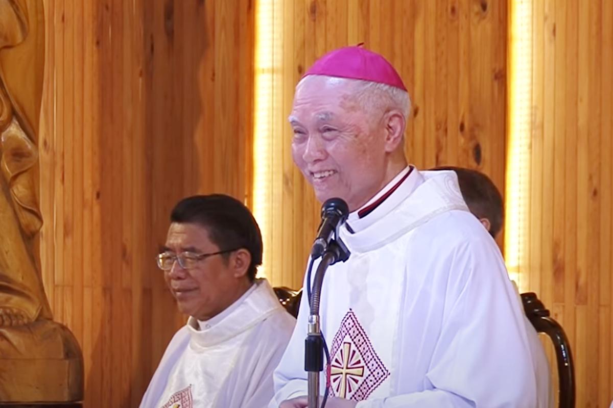 Thánh Lễ Tạ Ơn hoàn tất Sứ vụ Giám Mục Chính Tòa Giáo Phận Xuân Lộc của Đức Cha Giuse Đinh Đức Đạo