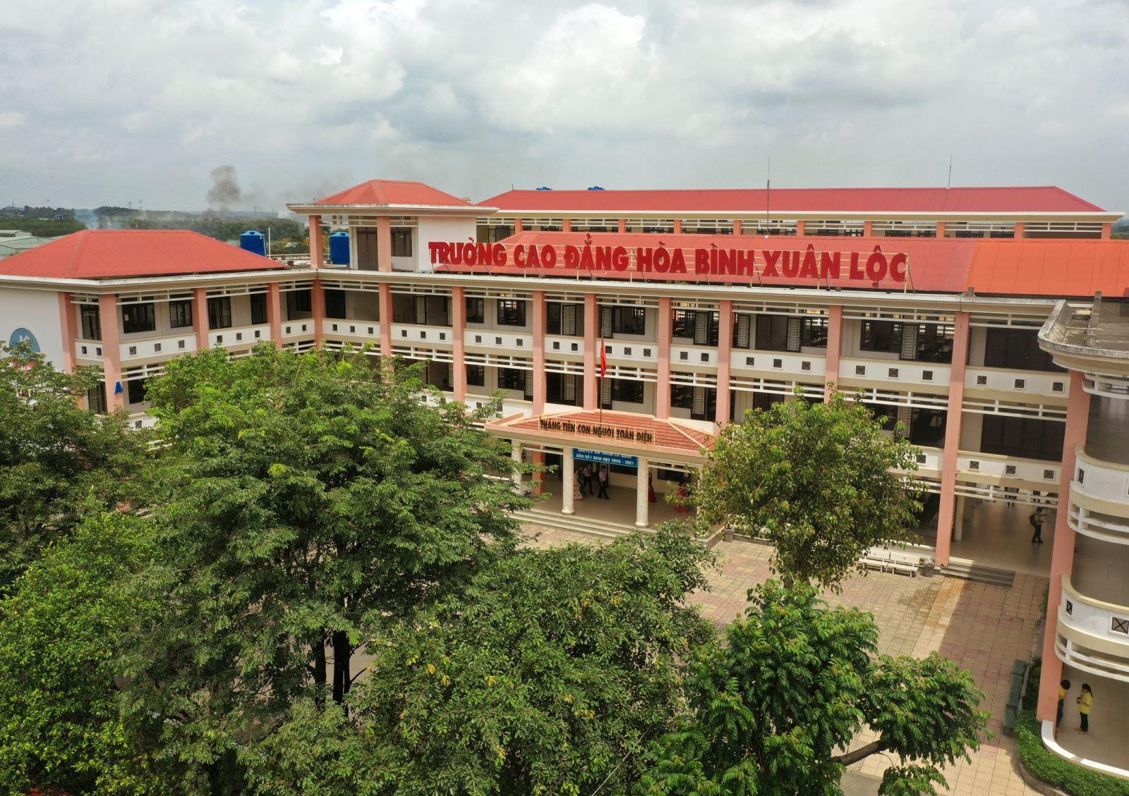Trường Cao đẳng Hòa Bình Xuân Lộc sắp thành lập Cơ sở 2- Phân hiệu Long Khánh