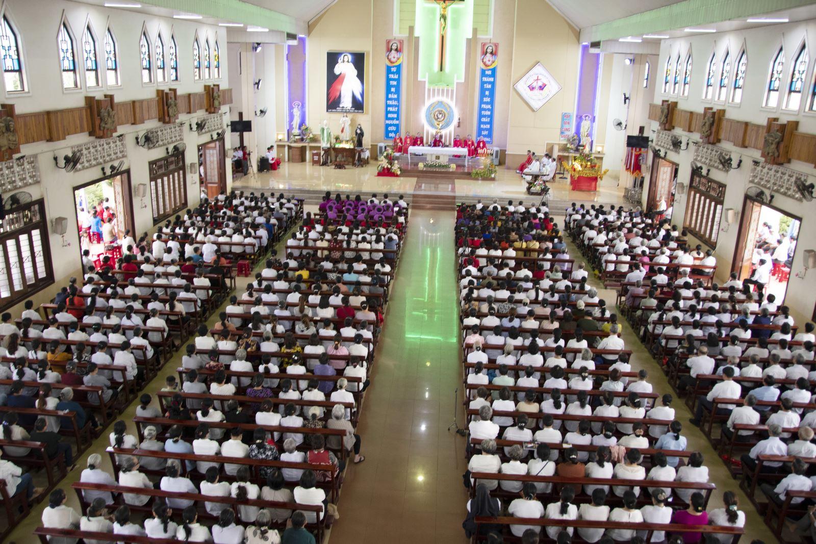 Hạt Hố Nai hành hương đến với Lòng Thương Xót Chúa – Tháng 07/2020.
