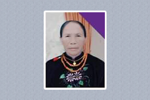 AI TÍN: BÀ CỐ MARIA TRẦN THỊ HẠ - Thân mẫu Sr. Anna Nguyễn Thị Sương - thuộc Hội dòng Đa Minh Thánh Tâm qua đời