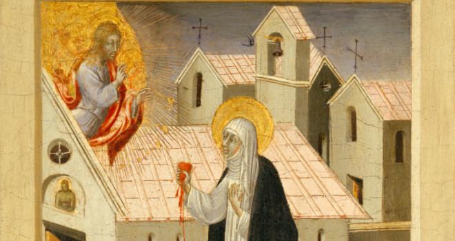 Người Nữ Tông Đồ Catarina có Chúa Đồng Hành  Nt. Maria Tăng thị Thiêng O.P