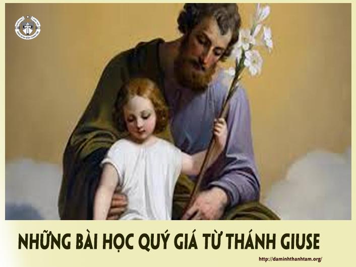 Những bài học từ Thánh Giuse dành cho các gia trưởng thời đại hôm nay.