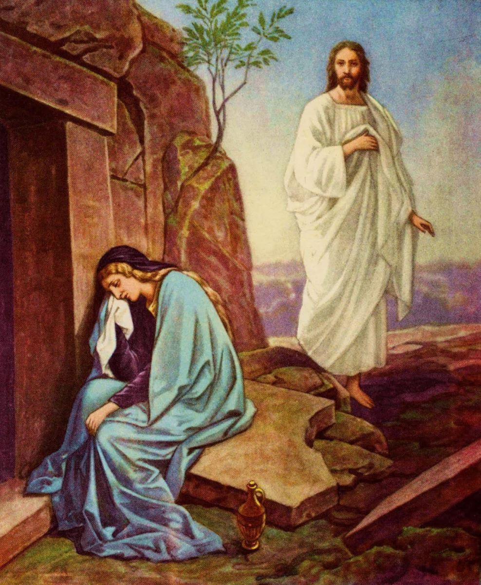 Sau khi Chúa Phục Sinh, Người đã hiện ra bao nhiêu lần?