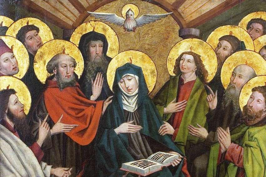 Tại sao Đức Trinh Nữ Maria được gọi là Mẹ Giáo Hội?