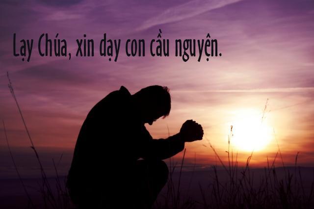 """""""LẠY CHÚA, XIN DẠY CON CẦU NGUYỆN"""" -Tóm tắt bài Giáo lý thứ nhất của Đức Thánh Cha về Kinh Lạy Cha"""