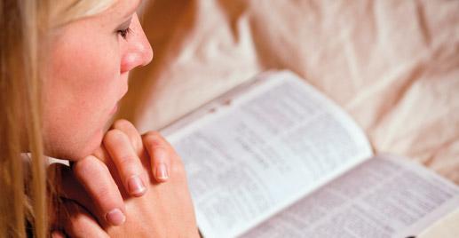 LỜI CẦU NGUYỆN CỦA NGƯỜI KITÔ HỮU LÀ MỘT SỰ CAN ĐẢM