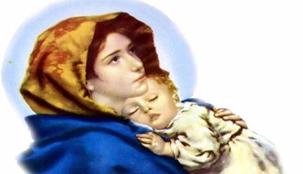 LỄ ĐỨC MARIA, MẸ THIÊN CHÚA  (1/1/2018)