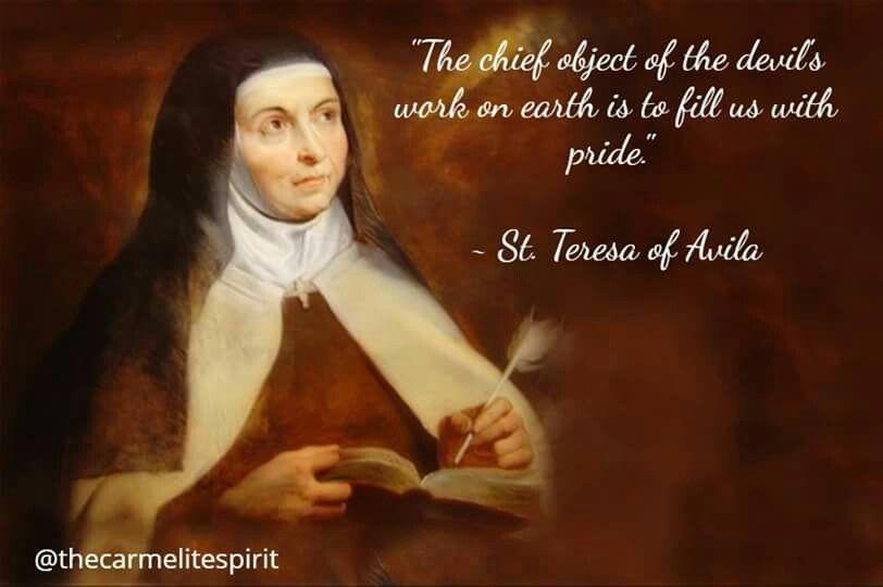 ĐGH: Thánh Têrêsa Avila cho thấy tầm quan trọng của người phụ nữ trong Giáo Hội và xã hội.