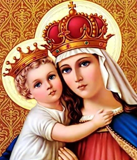 Mẹ của chúng ta: NỮ VƯƠNG TẤT CẢ CÁC THÁNH. Lễ Đức Maria, Trinh Nữ Vương (22/8)