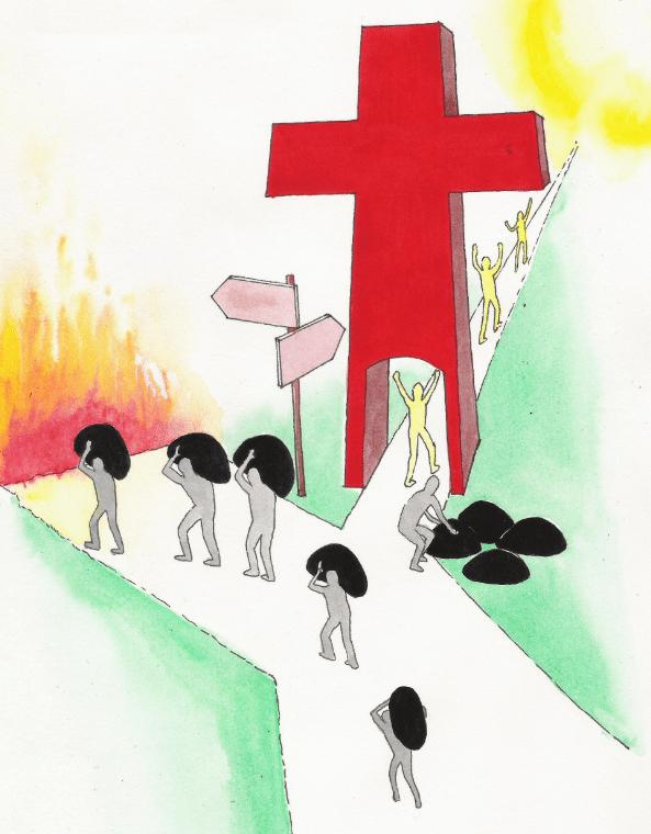 CỬA HẸP DẪN ĐẾN SỰ SỐNG. Suy niệm Lời Chúa Thứ Ba Tuần XII Thường Niên.
