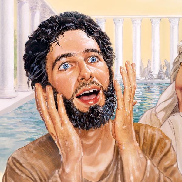 Cần có đôi mắt luôn biết ngạc nhiên. Suy niệm Lời Chúa Thứ Sáu Tuần XVII Thường Niên.
