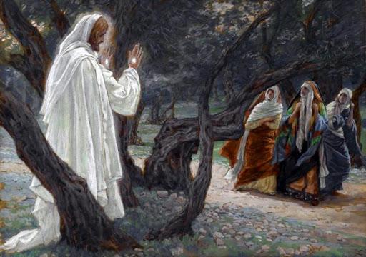 NIỀM VUI PHỤC SINH. Suy niệm Lời Chúa Thứ Hai Tuần Bát Nhật Phục Sinh.