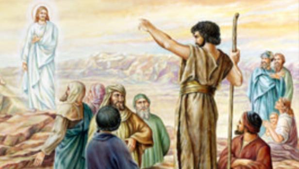 Suy niệm Lời Chúa, Chúa Nhật II MV năm B (Mc.1,1- 8)