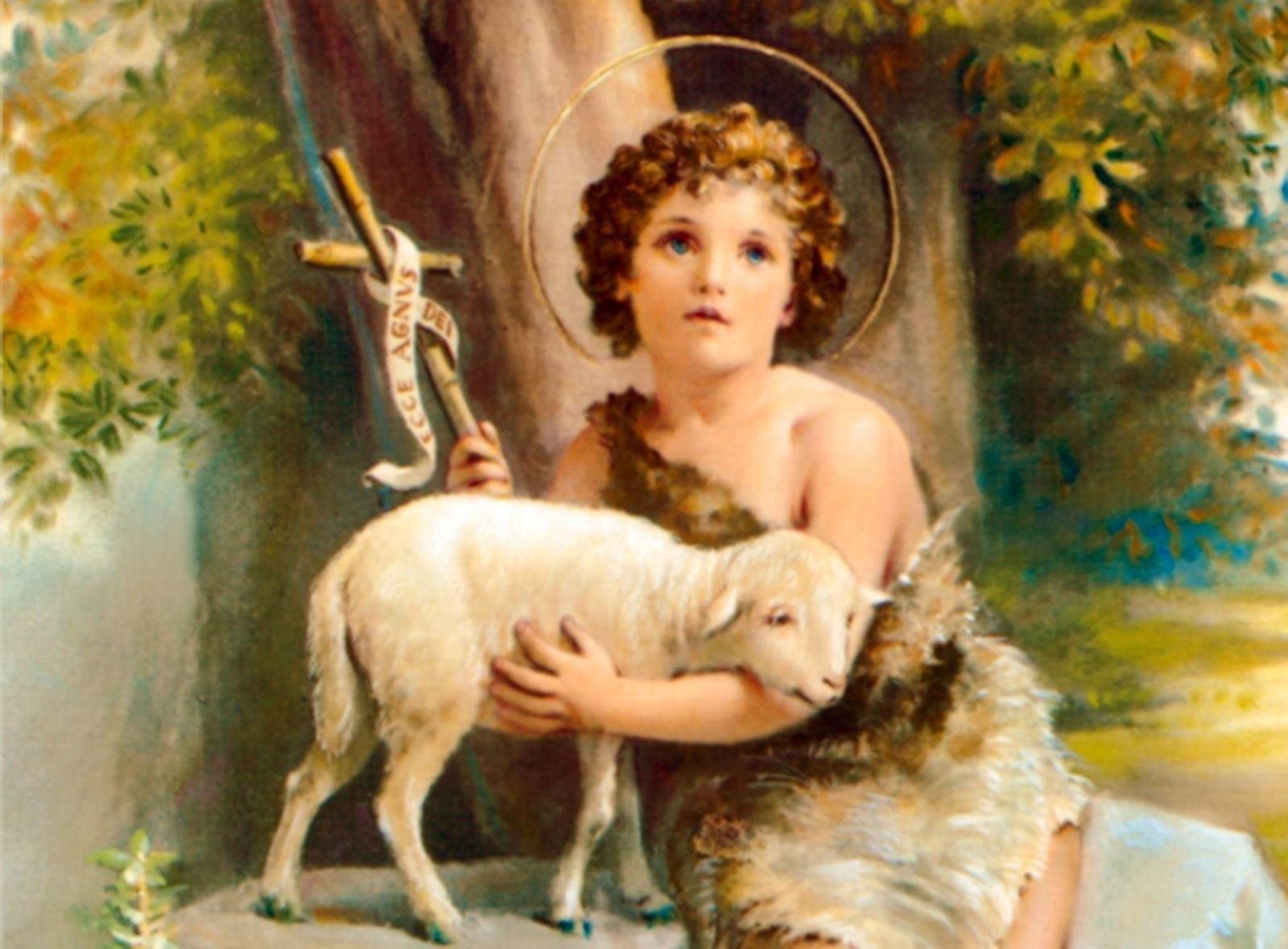XIN BÀN TAY CHÚA Ở VỚI CHÚNG TA. Suy niệm Lời Chúa Lễ Thánh Gioan Tẩy Giả (24/6)