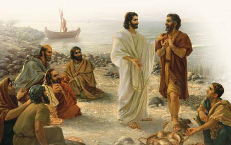 Con có yêu mến Thầy không? Suy niệm Lời Chúa Thứ Sáu Tuần VII Phục Sinh