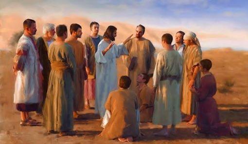 Hành trang sứ vụ: tình yêu và sự thanh thoát. Suy niệm Lời Chúa Thứ Ba Tuần III Thường Niên.