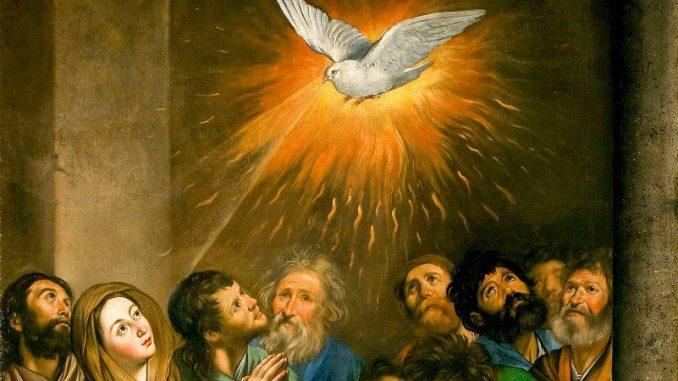 SỐNG TRONG CHÚA THÁNH THẦN- Suy niệm Lễ Chúa Thánh Thần. Nt. M.Tăng Thị Thiêng