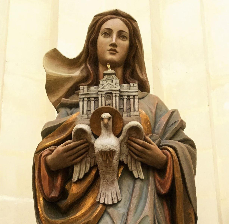 Lễ Đức Trinh Nữ Maria, Mẹ Giáo Hội. (1/6/2020)