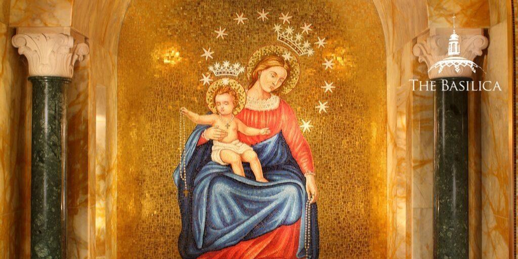 Lễ Đức Mẹ Mân Côi (7/10)- Nguồn gốc lịch sử và ơn ích từ việc sùng kính, lần hạtKinh Mân Côi