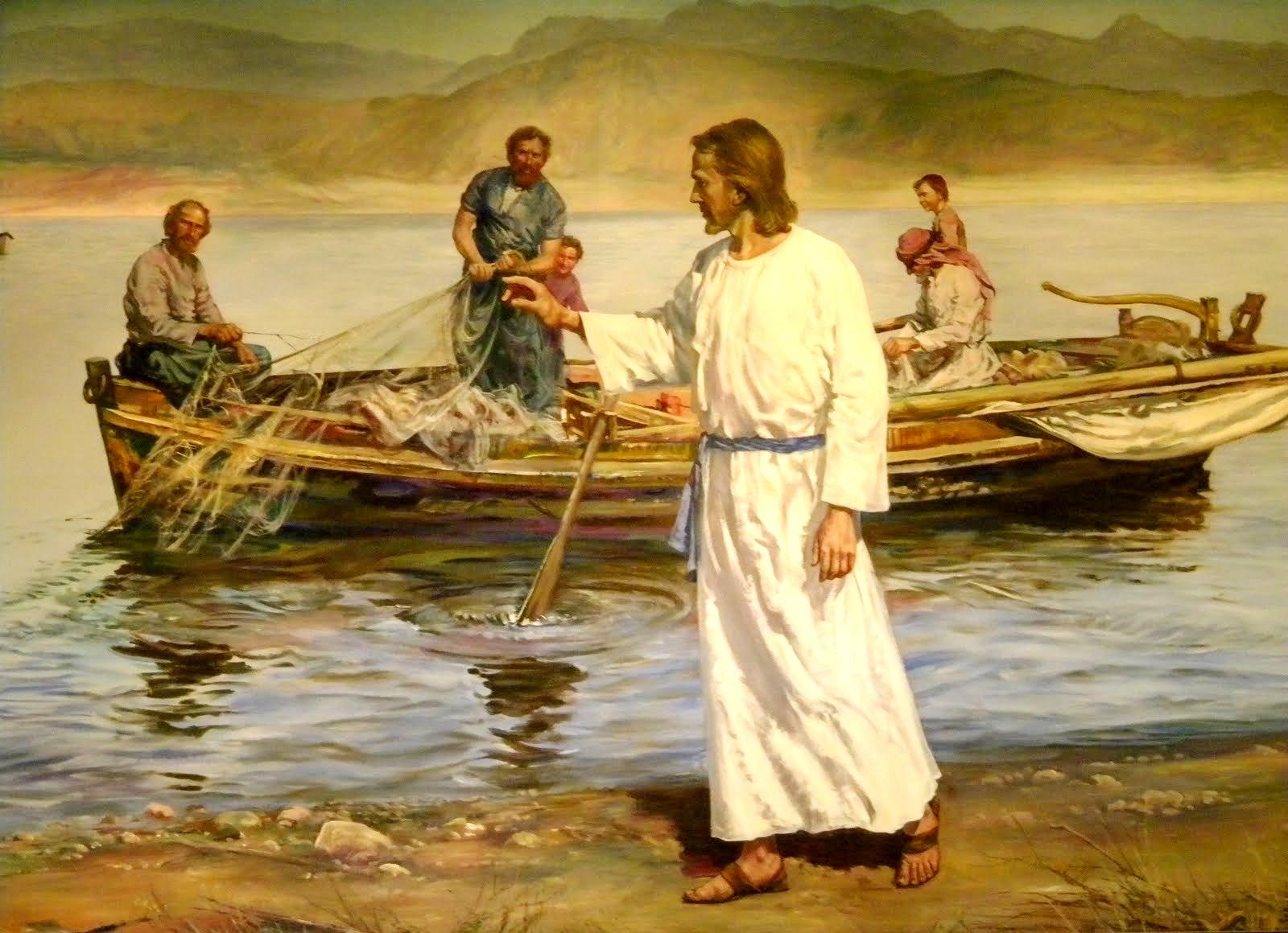 Theo Chúa …ngay, tức thì. Lễ Thánh Anrê Tông Đồ.