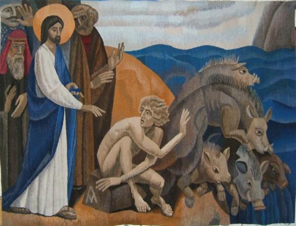 Cần Chúa trừ những con quỷ trong lòng chúng ta. Suy niệm Lời Chúa Thứ Hai Tuần IV Thường Niên, Năm B