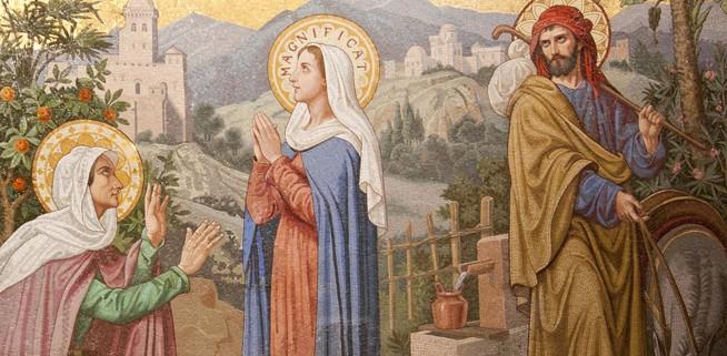 Ngợi khen và vui mừng. Suy niệm Lời Chúa Thứ Ba Tuần IV Mùa Vọng.
