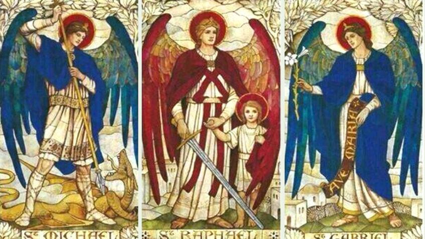 Lễ Các Tổng Lãnh Thiên Thần Michael, Graphael, và Raphael