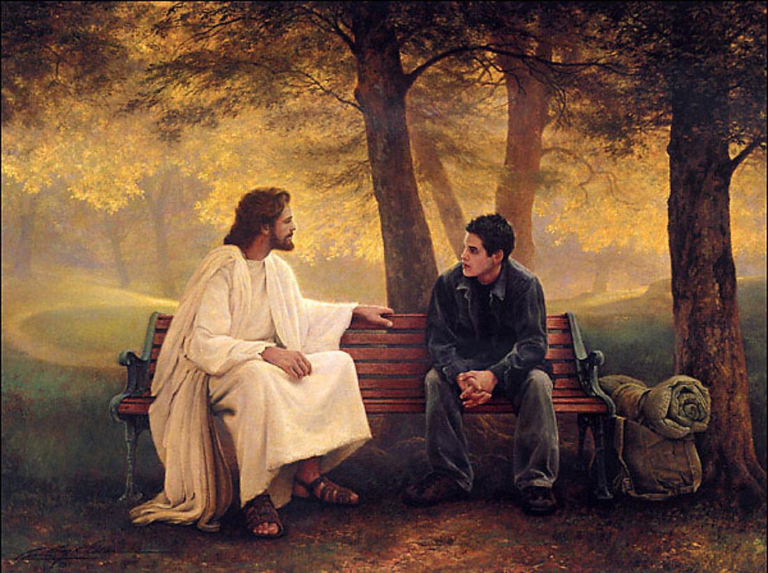 Hãy để Chúa giải thoát chúng ta ra khỏi những gánh nặng của băn khoăn, lo lắng và sợ hãi. Suy niệm Lời Chúa Thứ Ba Tuần V Phục Sinh.