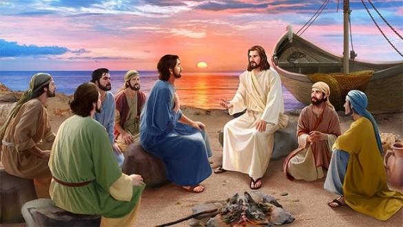 MẦU NHIỆM PHỤC SINH. Suy niệm Lời Chúa Thứ Sáu Tuần Bát Nhật Phục Sinh