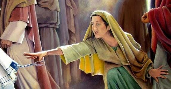 XIN CHÚA CHỮA VỚI LÒNG TIN MẠNH MẼ. Suy niệm Lời Chúa Thứ Hai Tuần XIV Thường Niên.