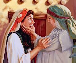 Tình yêu thực: là mở ra, đi ra, đến với người khác. Suy niệm Lời Chúa Thứ Hai Tuần IV Mùa Vọng.