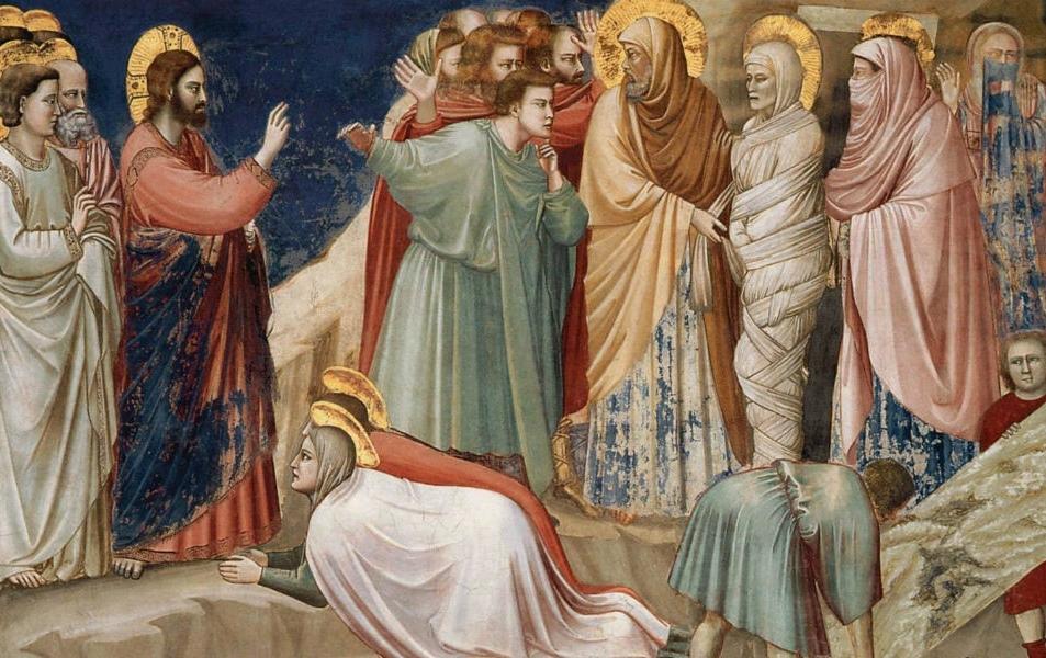 ĐÓN CHÚA VÀO NHÀ MÌNH: Lễ nhớ Các thánh Marta, Maria và Ladarô